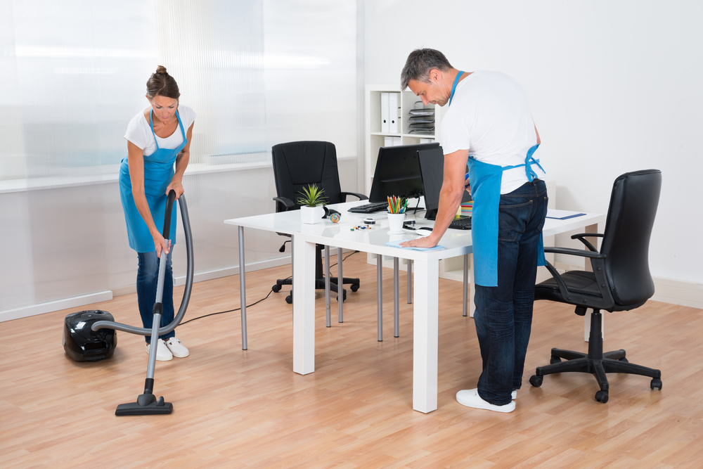 Office Cleaning Neutral Bay