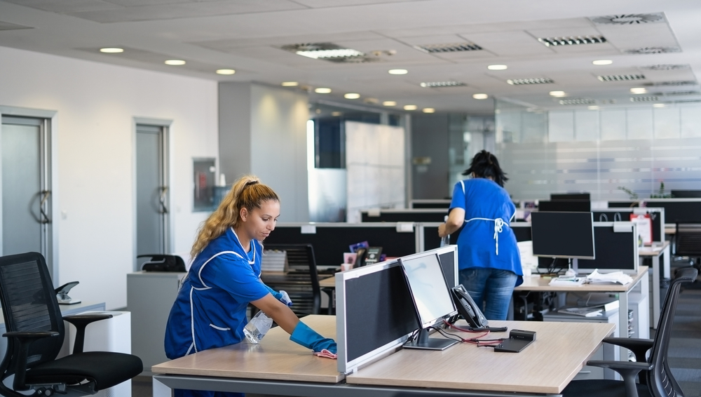 Office Cleaning Darlinghurst